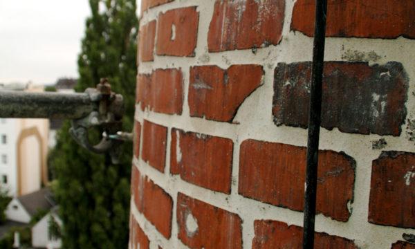 ropeworx - historischer schornstein - sanierung