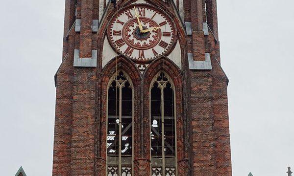 ropeworx Höhenarbeiten - Kirche Bremerhaven