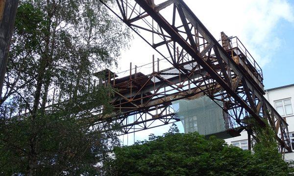 Ropeworx Höhenarbeiten - Ehemalige Maschinenfabrik