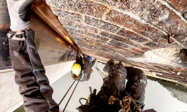 ropeworx Höhenarbeiten - Dacharbeiten, Montage