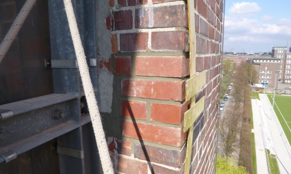 ropeworx Höhenarbeiten - Putz- und Klinkerfassaden