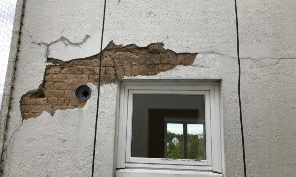 ropeworx - Fassadenarbeiten - Putz- und Klinker-Fassaden