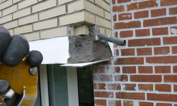 ropeworx - Industriekletterer - Beton-Sanierung