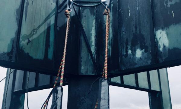 ropeworx - Industriekletterer - Dacharbeiten - Prüfung