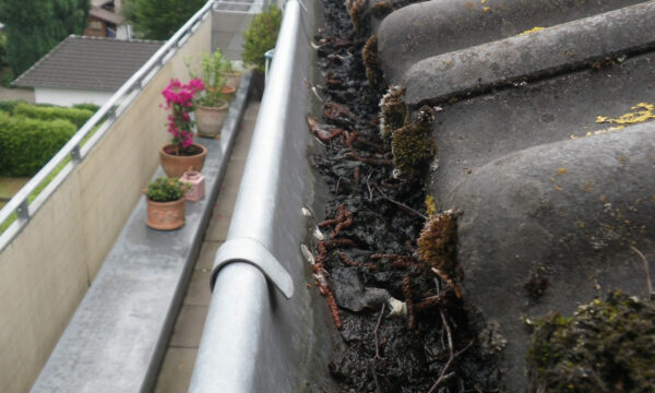 ropeworx - Regenrinnen-Reinigung und -Sanierung